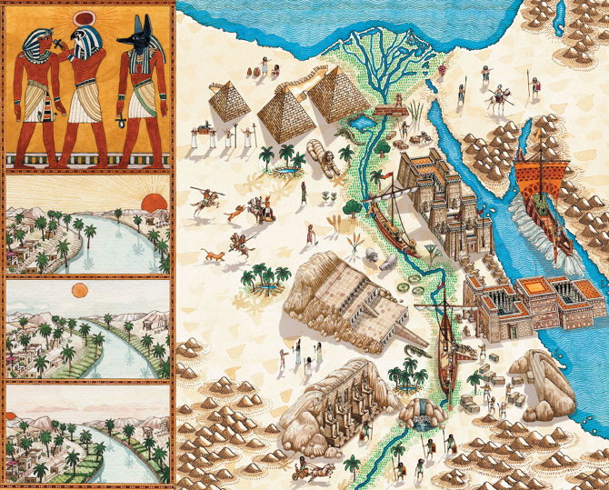 History maps quinomarin ancient egypt map ancient near east map middle ages europe map medieval spain map islam world heritage map and discovery age map world history gumiabroncs Gallery