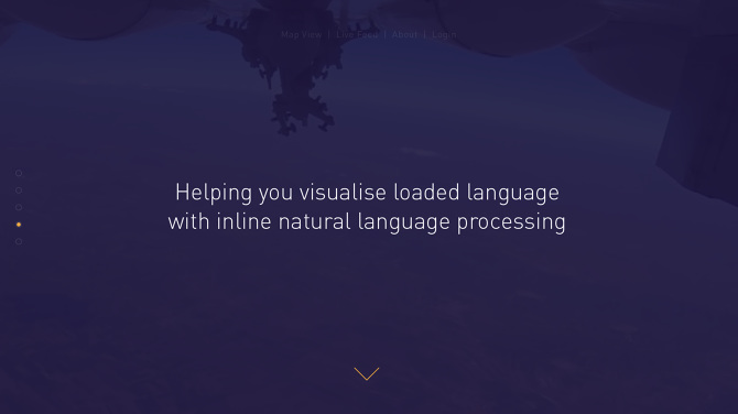 Natural language thesis